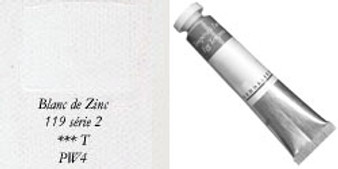 Sennelier Egg Tempera 21ml Series 2: Zinc White