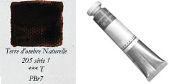 Sennelier Egg Tempera 21ml Series 1: Raw Umber