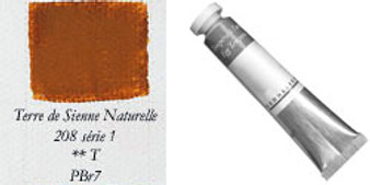 Sennelier Egg Tempera 21ml Series 1: Raw Sienna