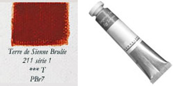 Sennelier Egg Tempera 21ml Series 1: Burnt Sienna