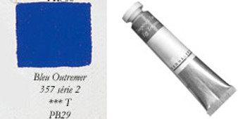 Sennelier Egg Tempera 21ml Series 2: Ultramarine Blue