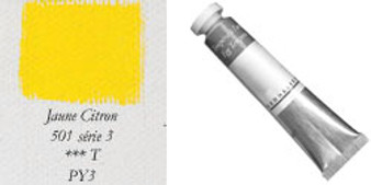 Sennelier Egg Tempera 21ml Series 3: Lemon Yellow