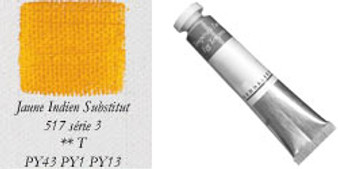 Sennelier Egg Tempera 21ml Series 3: Indian Yellow Hue