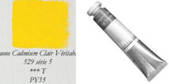 Sennelier Egg Tempera 21ml Series 5: Cadmium Yellow Light