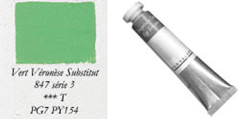 Sennelier Egg Tempera 21ml Series 3: Viridian Green
