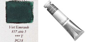 Sennelier Egg Tempera 21ml Series 3: Emerald Green