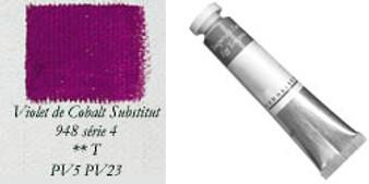 Sennelier Egg Tempera 21ml Series 4: Cobalt Violet Hue