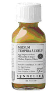 Sennelier Egg Tempera Medium 60ml