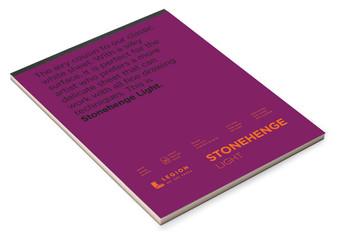 Stonehenge Lightweight White 9x12 Pad