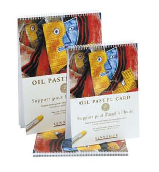 Sennelier Pastel Pad Oil Card 6.25x9.5