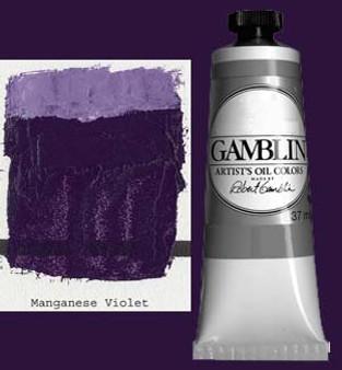Gamblin Artists Oil Color 37ml Series 3: Manganese Violet