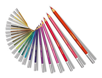Stabilo Carbothello Pastel Pencil Set of 12