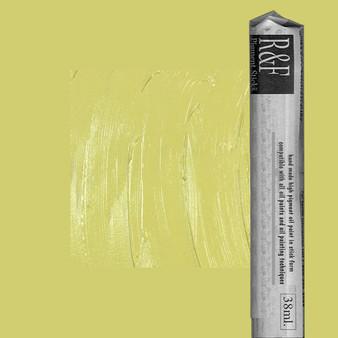 R&F Pigment Stick 38ml Green Gold Pale