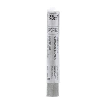 R&F Pigment Stick 38ml Series 5: Iridescent German Silver