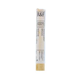 R&F Pigment Stick 38ml Series 5: Iridescent Brass