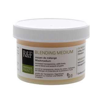 R&F Pigment Stick Blending Medium 8oz Jar