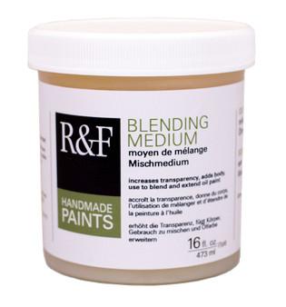 R&F Pigment Stick Blending Medium 16oz Jar
