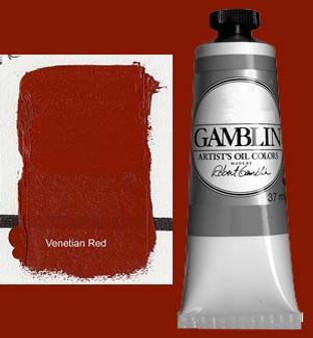 Gamblin Artists Oil Color 37ml Series 1: Venetian Red