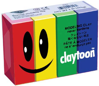 Van Aiken Claytoon Modeling Clay Set Primary