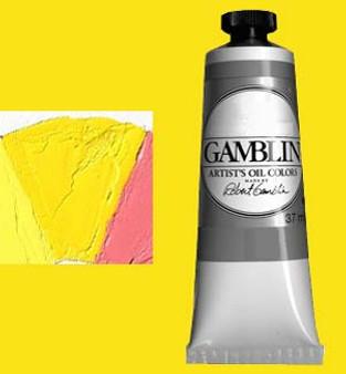 Gamblin Artists Oil Color 37ml Series 2: Radiant Yellow