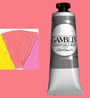 Gamblin Artists Oil Color 37ml Series 2: Radiant Red