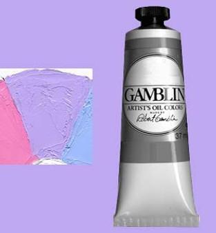Gamblin Artists Oil Color 37ml Series 2: Radiant Violet