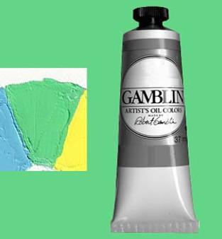 Gamblin Artists Oil Color 37ml Series 2: Radiant Green