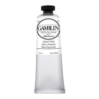 Gamblin Artists Oil Color 37ml Series 2: Radiant White