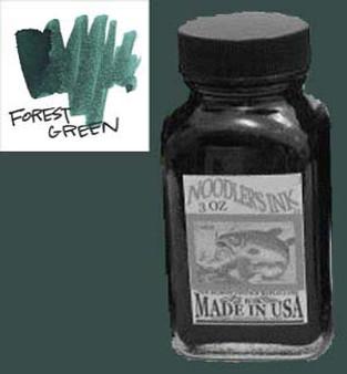 Noodlers Ink 3oz Forest Green