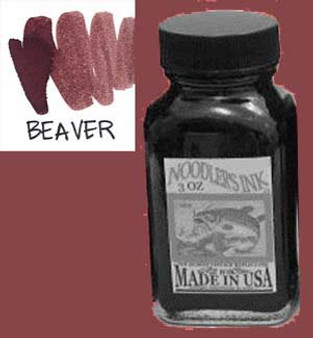 Noodlers Ink 3oz Beaver