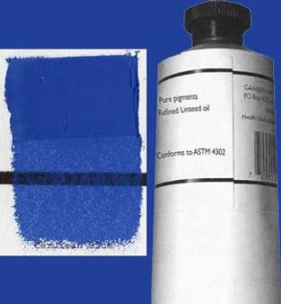 Gamblin Artists Oil Color 150ml Series 6: Cerulean Blue