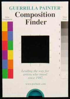 Guerrilla Painter Composition Finder