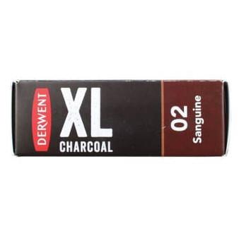 Derwent XL Charcoal Block Sanguine