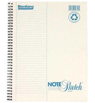 Bienfang Notesketch Vertical 8.5x11