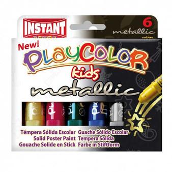PlayColor Metallic 6pk