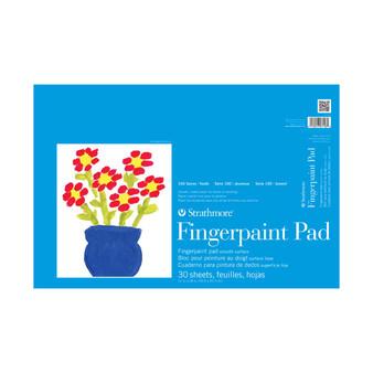 Strathmore Kids Fingerpaint Pad 12x18