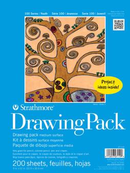 Strathmore Kids Drawing Paper Bulk Pack
