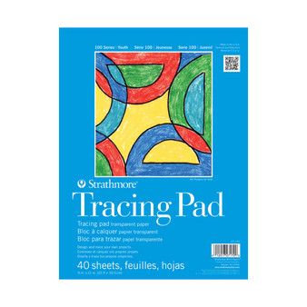 Strathmore Kids Tracing Pad 9x12