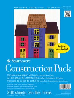 Strathmore Construction Paper Bulk Pack