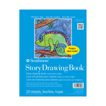 Strathmore Kids Story Drawing Book 8.5x11