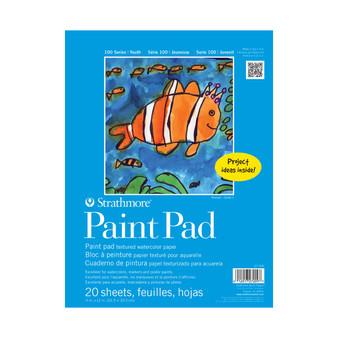 Strathmore Kids Paint Pad 9x12