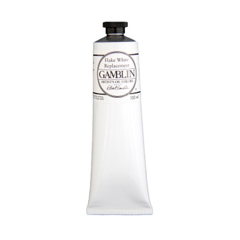 Gamblin Artists Oil Color 150ml Series 1: Flake White Replacement