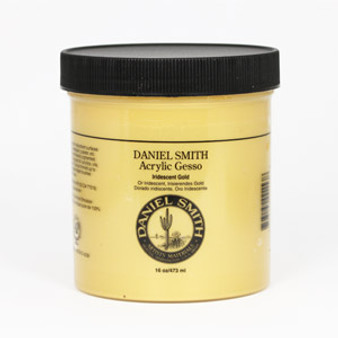 Daniel Smith Gold Acrylic 16oz Gesso