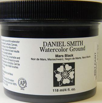 Daniel Smith Mars Black Watercolor Ground 4oz