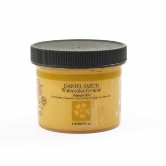 Daniel Smith Watercolor Ground 4oz Iridescent Gold
