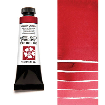 Daniel Smith Extra-Fine Watercolor 15ml Alizarin Crimson