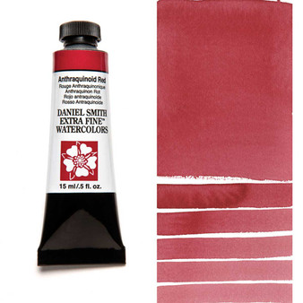 Daniel Smith Extra-Fine Watercolor 15ml Anthraquinoid Red