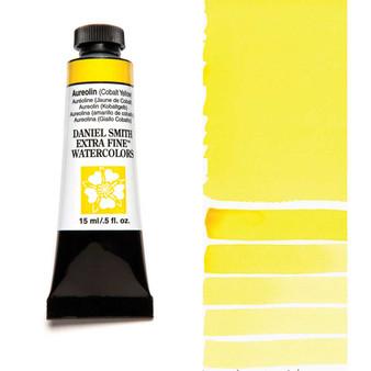 Daniel Smith Extra-Fine Watercolor 15ml Aureolin Cobalt Yellow