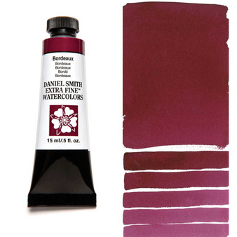 Daniel Smith Extra-Fine Watercolor 15ml Bordeaux