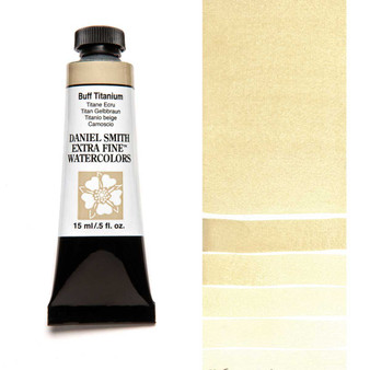 Daniel Smith Extra-Fine Watercolor 15ml Buff Titanium